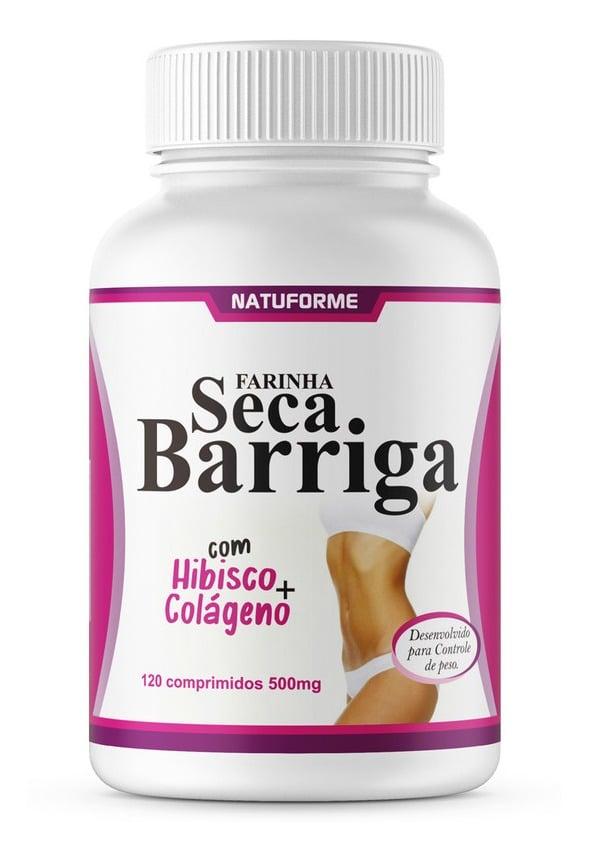 Seca-Barriga-Colageno-e-Hibisco-120-capsulas