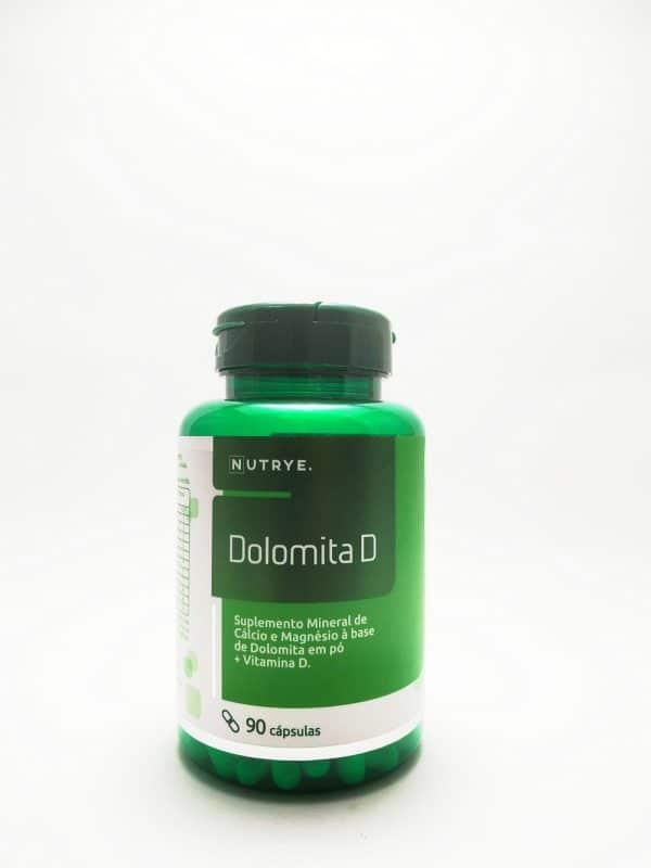 DOLOMITA D NUTRYE COM 60 CÁPSULAS